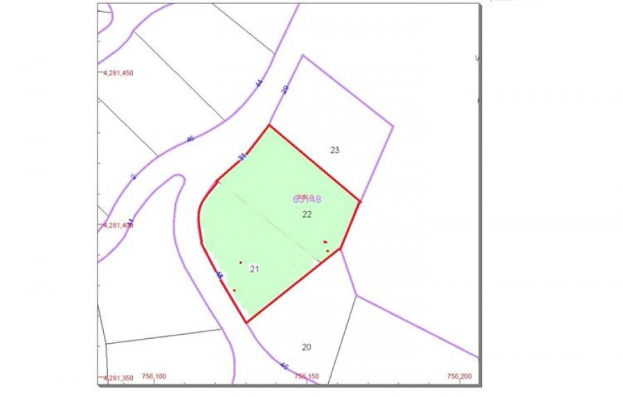 Plot 1,953 M2 For Sale