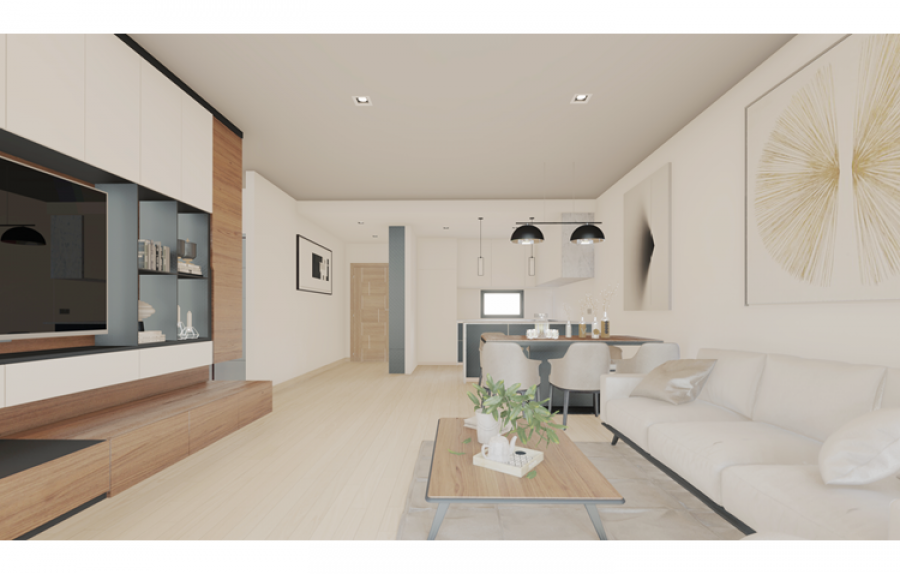 2 Bed Penthouse For Sale