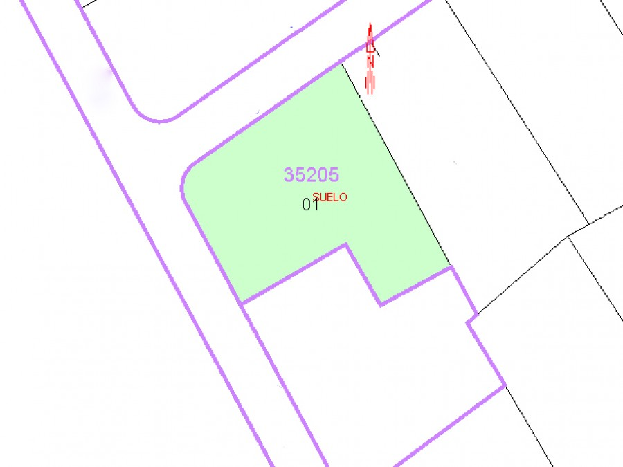 Plot 1,000 M2 For Sale