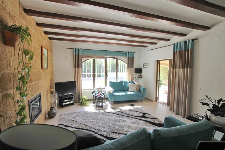 3 Slaapkamer Villa Te Koop