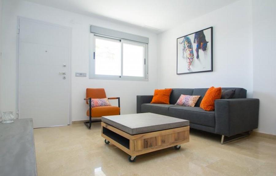 Penthouse 2 Chambres à Coucher à Vendre