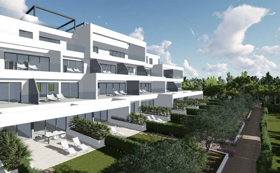 Apartamento 3 Habitaciones En Venta