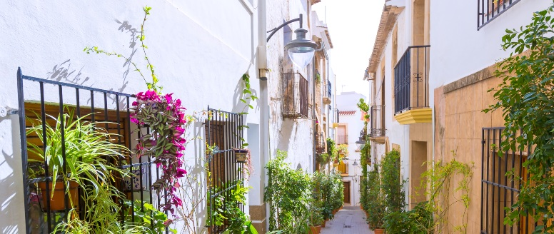javea-old-town